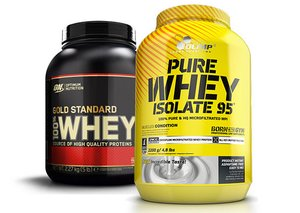 New Whey Protein Supplements