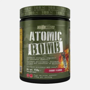 Atomic Bomb Pre Workout Powder