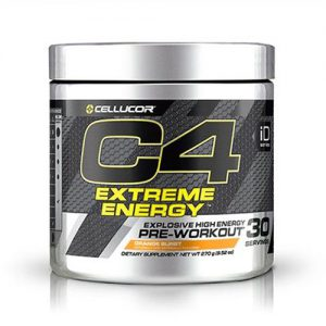 C4 Extreme Energy Explosive High Energy Pre-Workout Supplement