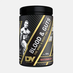 Dorian Yates Pre-Workout Blood & Guts Supplement