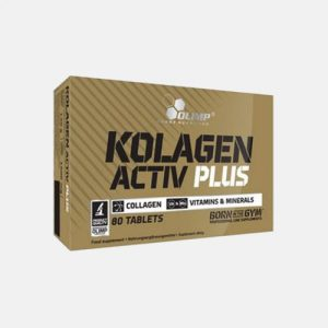 Kolagen Active Plus by Olimp Vitamins 80 Tablets
