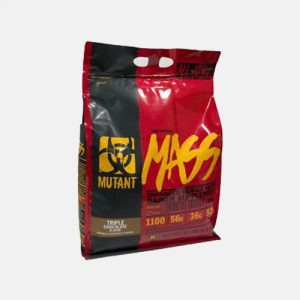 Mutant Mass Enhanced Muscle Supplement